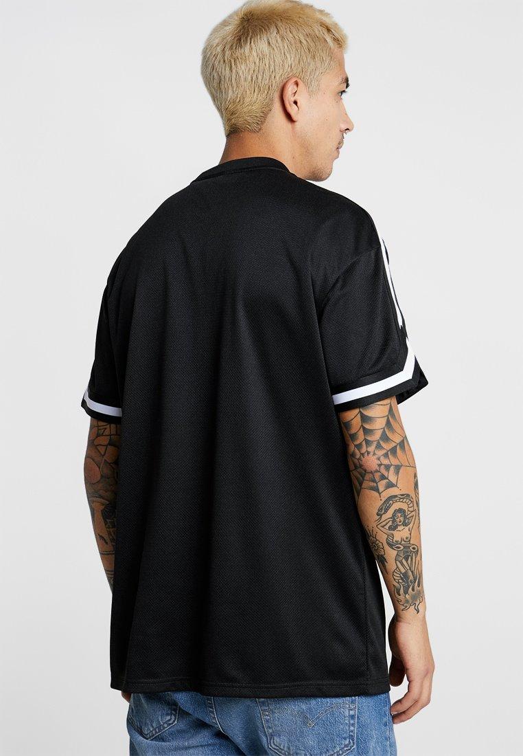 Urban Classics OVERSIZED TEE - Basic T-shirt - black 40N3v
