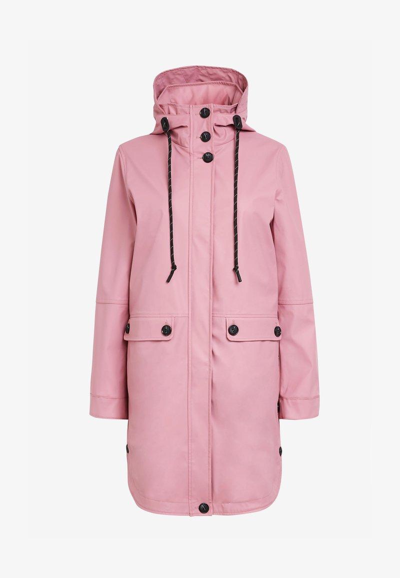 Next - Waterproof jacket - lilac