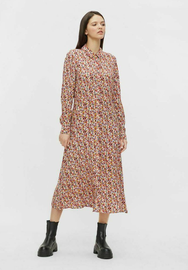 Sukienka koszulowa - multicolored