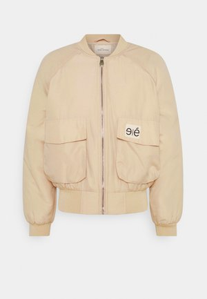 BLAIR JACKET - Bomber bunda - oyster grey