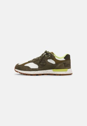 FIELD TREKKER  - Trainers - dark green
