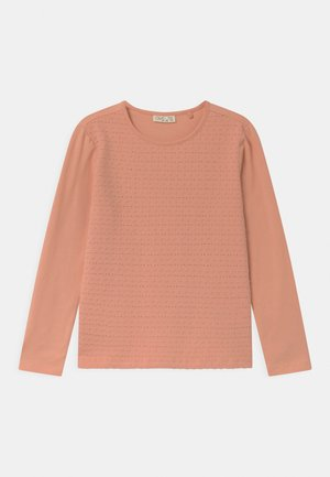 OPER  - Long sleeved top - coral cloud