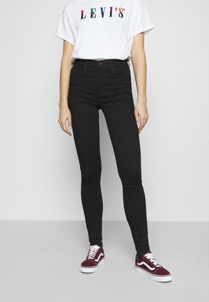 720 HIRISE SUPER SKINNY - Jeans Skinny Fit - black galaxy