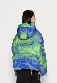 HOSBJERG - DONNA TAMARA JACKET - Winter jacket - mermaid blue/green - 2