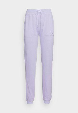AMANDA  PANTS - Tracksuit bottoms - lavender