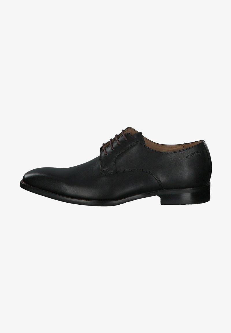 Digel - Smart lace-ups - schwarz