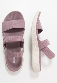 Skechers Performance - ON-THE-GO 600 FLAWLESS - Vaellussandaalit - light mauve - 1