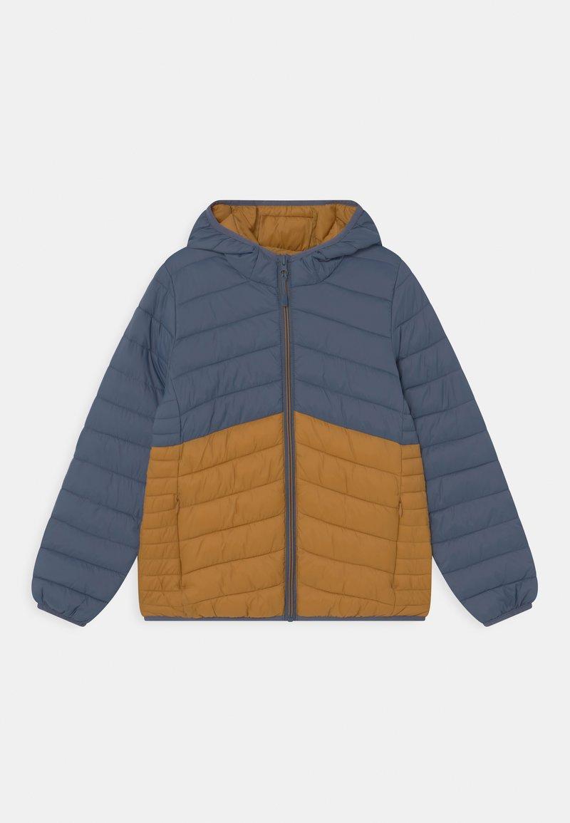 Marks & Spencer London - Winter jacket - dark blue/orange