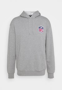 New Era - NFL DETAIL LOGO HOODY - Hoodie - grey - 3