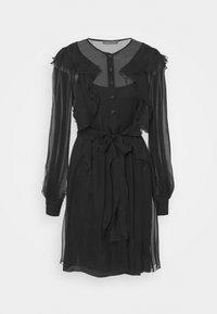 Alberta Ferretti - ABITO - Cocktail dress / Party dress - black - 7
