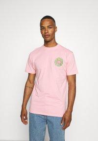 Santa Cruz - SLIMEBALLS UNISEX - T-shirt imprimé - pink - 0