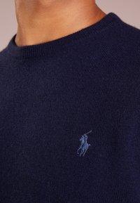Polo Ralph Lauren - LORYELLE - Jumper - hunter navy - 4