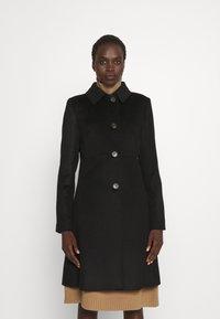 WEEKEND MaxMara - FAVILLA - Classic coat - black - 0