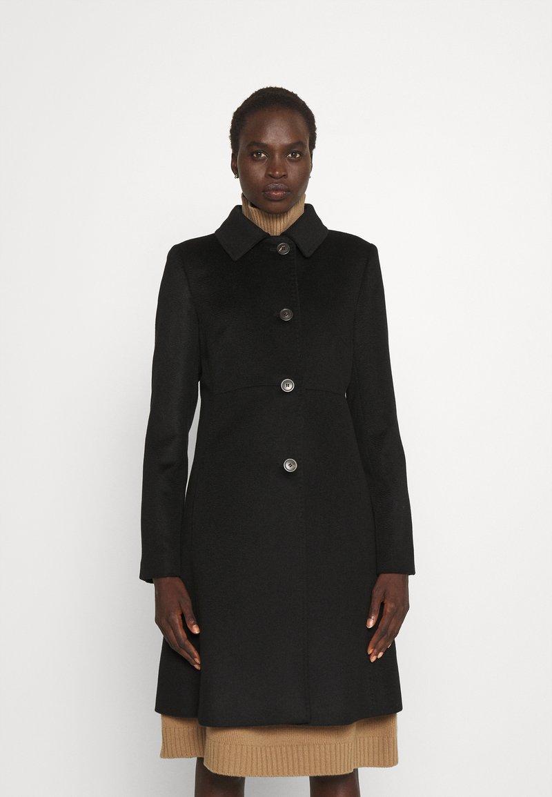 WEEKEND MaxMara - FAVILLA - Classic coat - black