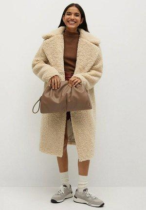 RIZOS - Classic coat - beige