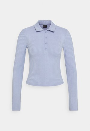 POPPY - Polo shirt - blue fog