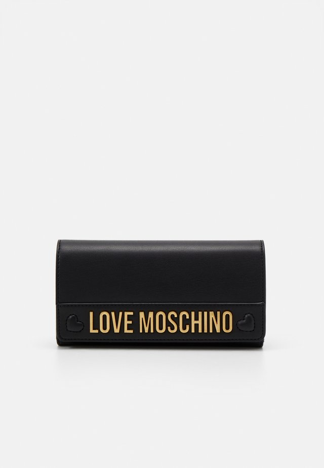 THE NEW LETTERING - Wallet - black