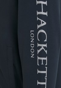 Hackett London - Zip-up hoodie - navy - 2