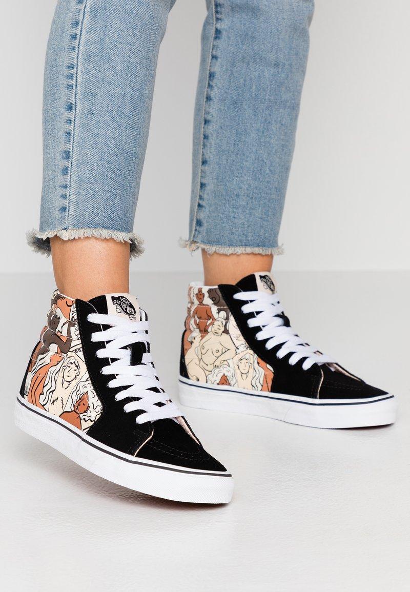 Vans - Sneakers high - true white
