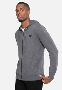 Threadbare - CHURA - Zip-up sweatshirt - grau - 4