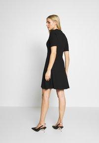 Anna Field - BASIC - Jersey dress - black - 2