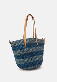 Polo Ralph Lauren - STRIPES - Tote bag - blue/multi - 2
