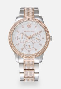 Michael Kors - Watch - rose-gold-coloured/silver-coloured - 0