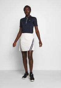 Lacoste Sport - PF5179 - Sports shirt - navy blue/white - 1