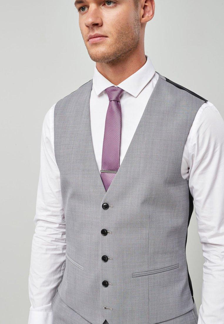 Next - STRETCH  - Gilet elegante - grey