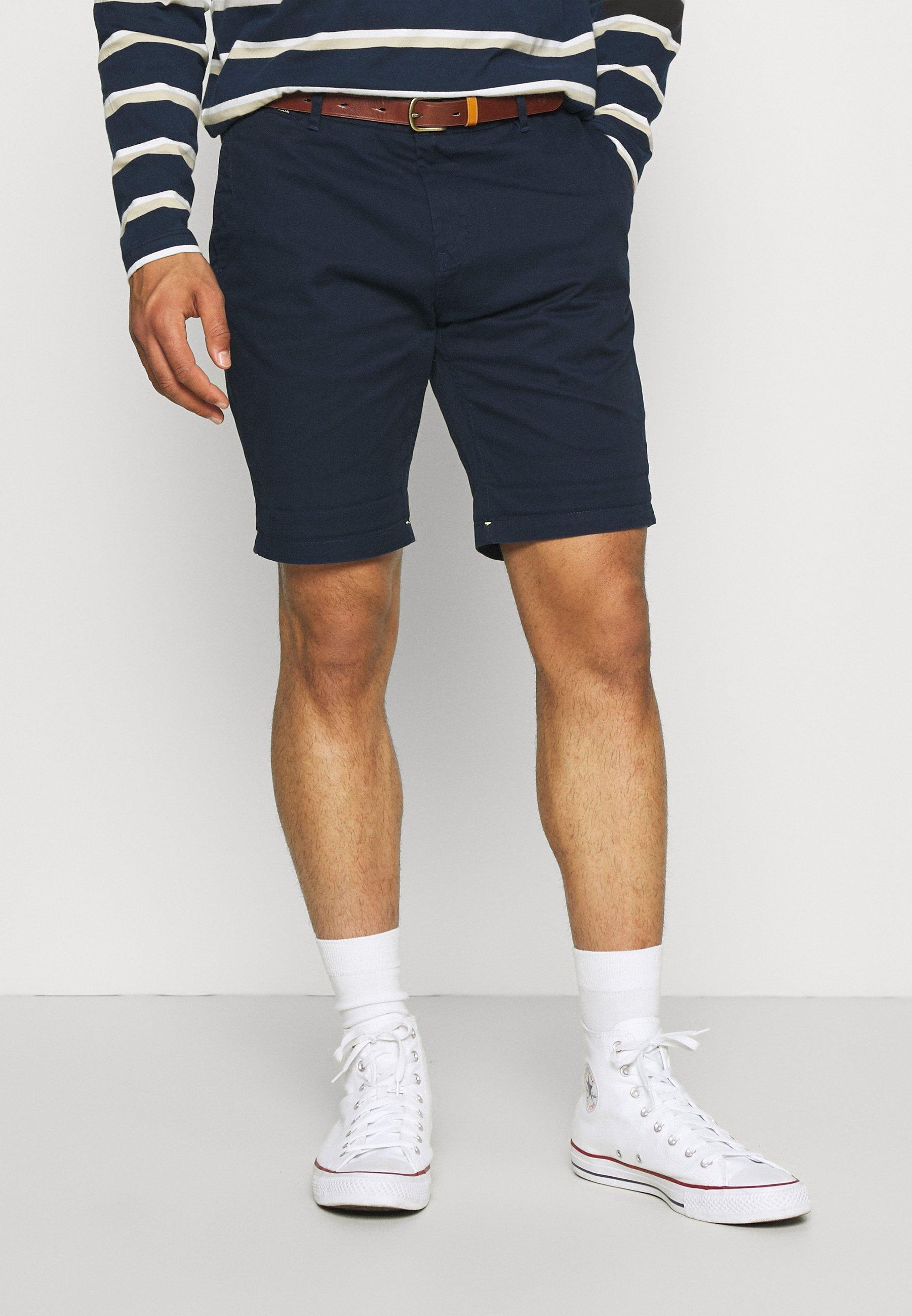 Men CHINO WITH BELT - Shorts