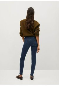 Mango - KIM - Jeans Skinny Fit - diep donkerblauw - 2