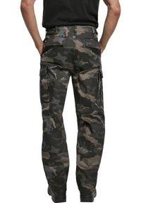 Brandit - Cargo trousers - darkcamo - 2