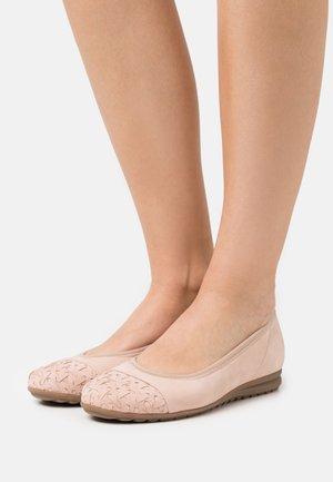 Ballet pumps - rosa