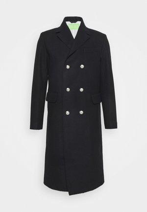 Klasický kabát - black