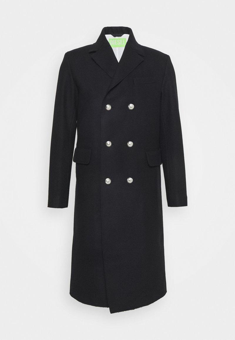 Diesel - Classic coat - black