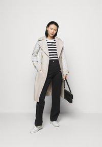 Lauren Ralph Lauren - MODERN PONTE - Trousers - polo black - 1