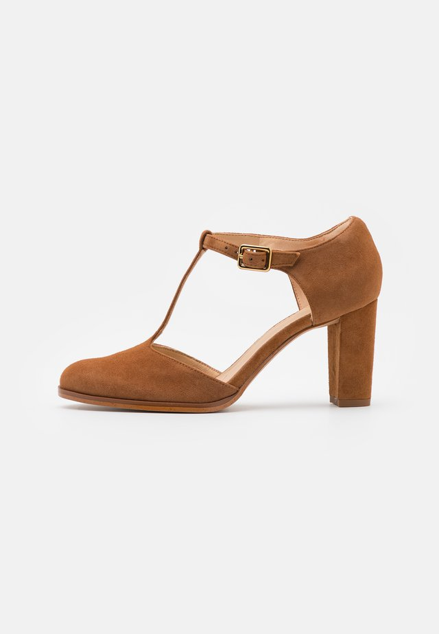 KAYLIN TBAR - Pumps - tan