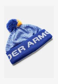 Under Armour - Beanie - emotion blue light heather - 0