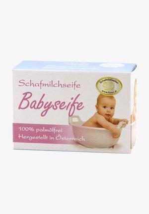 BABYSEIFE MIT SCHAFMILCH BESONDERS MILD 100 G - Soap bar - -