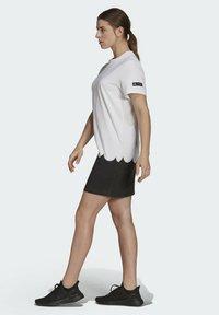 adidas Performance - MARIMEKKO - Sports dress - white - 3