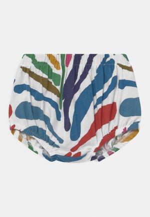 BABIES ZEBRA BLOOMER UNISEX - Shorts - multi-coloured