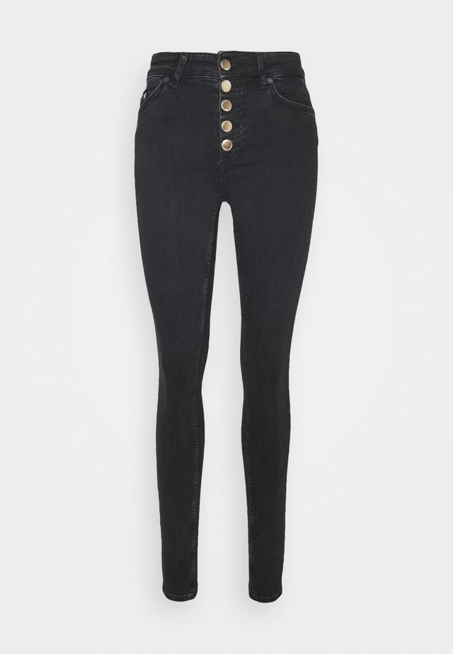 ONLBOBBY LIFE - Jeans Skinny Fit - black