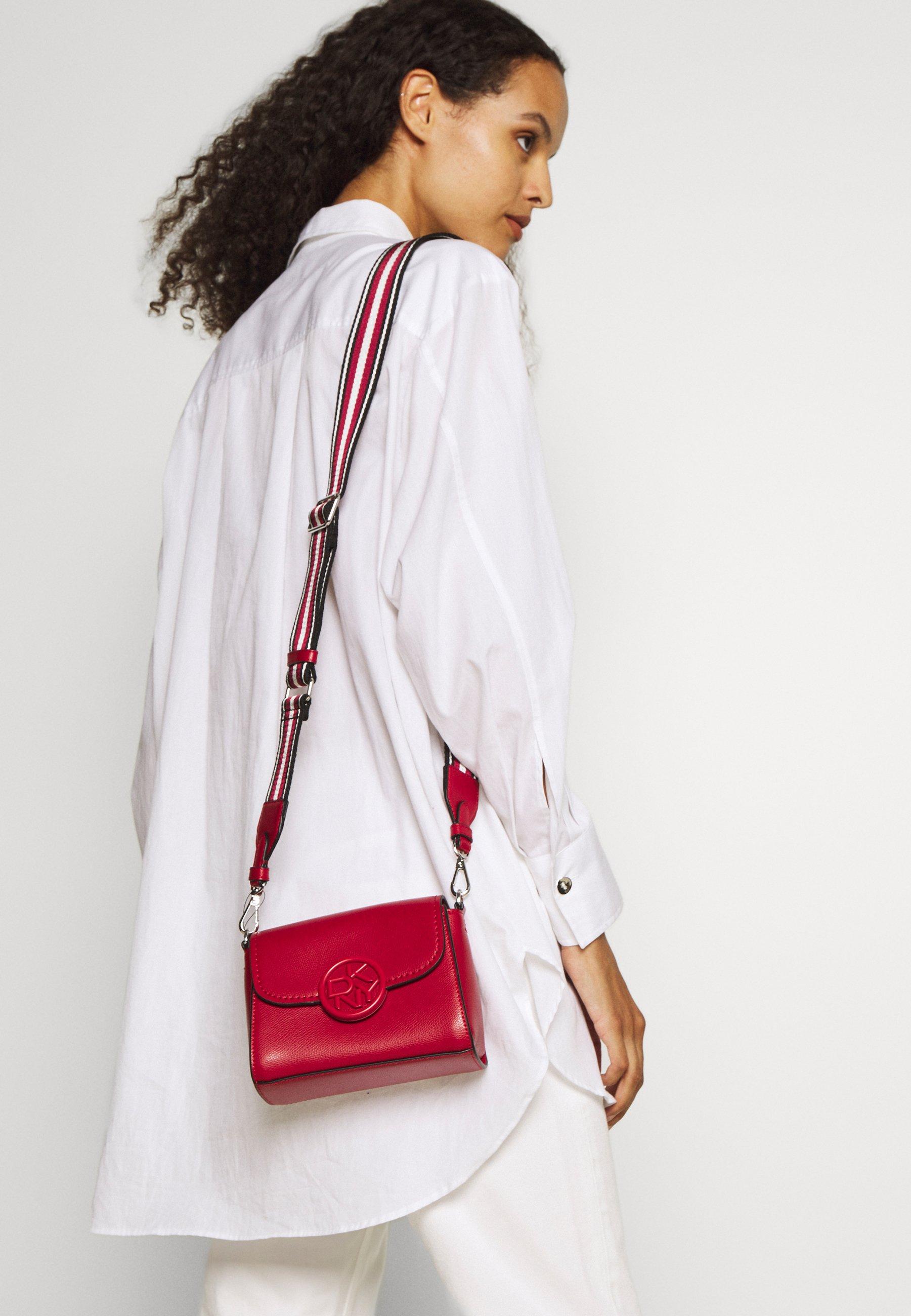 Women LEINA FLAP CBODY - Across body bag