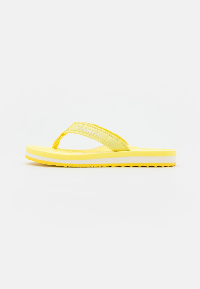 STICK - Infradito - freesia yellow