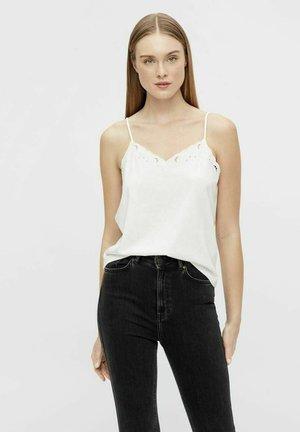 Linne - bright white