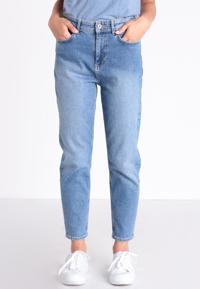 Relaxed fit jeans - denim used