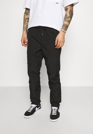 ONSNOAH ZIP OFF PANT - Kalhoty - black