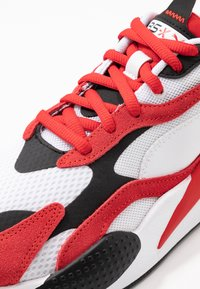 Puma - RS-X - Sneakers laag - white/high risk red - 6