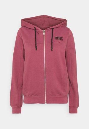 VICTORIAL-HZ - Zip-up sweatshirt - purple