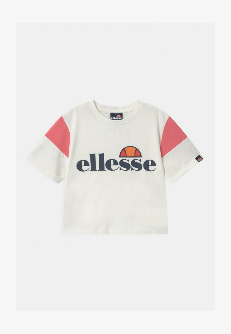 Ellesse - LAYKE - Print T-shirt - off white
